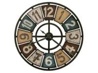 625-580 Prairie Ridge,625580,wall clocks,clocks,oversized wall clocks,gallery wall clocks
