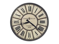 625-601 Company Time,625601,clocks,wall clocks,oversized wall clocks,gallery clocks