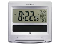 625-608 Solar Tech,625608,clocks,wall clocks,tech clocks