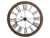 625-623 Thatcher,625623,clocks,wall clocks,oversized wall clocks,non chiming wall clocks
