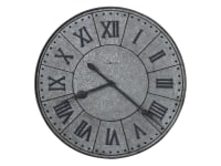 625-624 Manzine,625624,clocks,wall clocks,oversized wall clocks,non chiming wall clocks