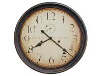 625-627 Squire,625627,clocks,wall clocks,oversized wall clocks,non chiming wall clocks