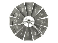 625-671 Windmill Wall Clock,625671,clocks,wall clocks,oversized wall clocks