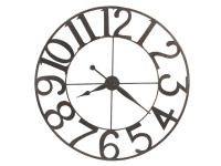 625-674 Felipe Wall Clock,625674,clocks,wall clocks,oversized wall clocks