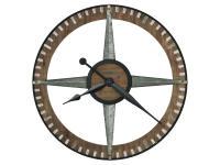625-709 Buster Gallery Wall Clock,625709,clocks,wall clocks,oversized wall clocks,oversized,gallery wall clocks