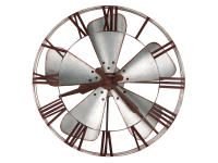 625-723 Mill Shop Gallery Wall Clock,625723,clocks,wall clocks,oversized wall clocks,gallery wall clocks