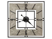 625-742 Westover Gallery Wall Clock,625742,clocks,wall clocks,oversized wall clocks