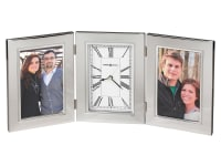 645-767 Trio,645767,clocks,table clocks,table top clocks,portrait table clocks