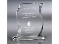 650-019CM Momentum - Large,650019cm,crystal awards