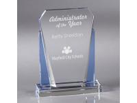 650-058CM Keystone - Small,650058cm,awards,crystal awards