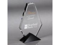 650-076CM Kudos - Small,650076cm,awards,crystal awards