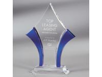 650-108CM Abound Award,650108cm,awards,crystal awards,optical crystal awards