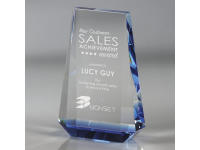 650-122CM Myriad Blue - Small,650122cm,awards,crystal awards,small