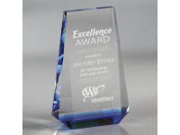 650-123CM Myriad Blue - Large,650123cm,awards,crystal awards,large