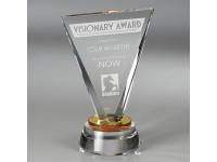 650-128CM Solstice - Large,650128cm,awards,crystal awards,large