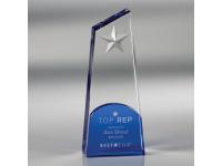 650-137CM Polaris Star - Large,650137cm,awards,crystal awards,large