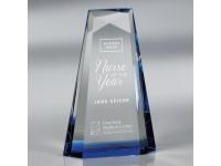 650-139CM Ascend Blue - Large,650139cm,awards,crystal awards