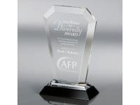 650-141CM Esteem - Medium,650141cm,awards,crystal awards