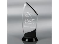 650-144CM Crest Onyx - Medium,650144cm.awards.crystal awards