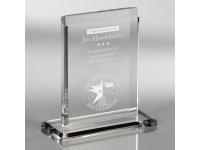 650-150CM Honor - Medium,650150cm,awards,crystal awards