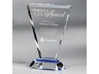 650-154CM Vortex Blue - Large,650154cm,awards,crystal awards
