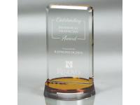 650-169CM - Harmony Gold - Large,650169cm,awards,crystal awards