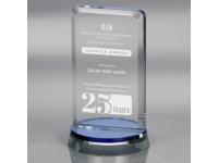 650-171CM - Harmony Blue - Medium,650171cm,award,crystal awards