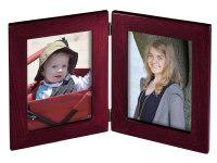 655-123 Rosewood Book Frame II,655123