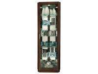 680-568 Melissa III,680568,curios,corner curios,corner display cabinets, display cabinets