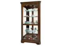 680-605 Tessa,680605,cabinets,curio cabinets,corner curio cabinets
