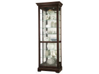 680-659 Chesterbrook II Curio,680659,cabinets,curio cabinets,display cabinets