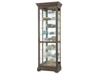 680-661 Chesterbrook IV Curio,680661,curios,cabinets,display cabinets
