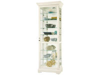 680-662 Chesterbrook V Curio,680662,curios,display cabinets,cabinets