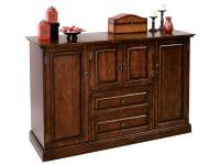 695-080 Bar Devino Wine & Bar Console,695080,consoles,cabinets,wine & bar