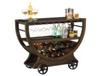 695-184 Happy Hour Wine & Bar Console,695184,consoles,wine and bar consoles,cabinets,wine and bar,wine,bar