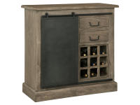 695-214 Shooter Wine & Bar Console,695214,cabinets,consoles,wine,bar,game