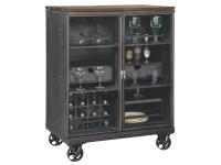 695-216 Al Fresco Wine & Bar Console,695216,cabinets,consoles,wine,bar,game