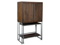 695-222 Bar Cart Wine & Bar Cabinet,695222,cabinets,wine, bar