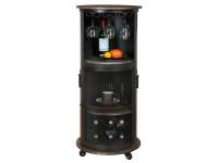 695-256 Half Pint Wine & Bar Cabinet,695256,cabinets,wine,bar