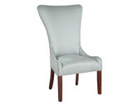 7243 Christine Hostess Chair with Nailheads,7243,chairs,dining chairs,hostess chairs,nailheads