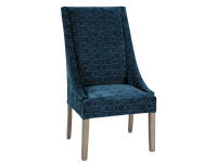 7244 Nathan Hostess Chair,7244,chairs,dining chairs,hostess chairs,upholstered chairs