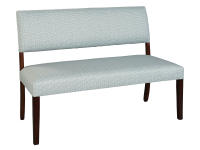 729465OB Rigel Settee,729465ob,settees,upholstered,dining room