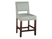 7554 Locke Counter Stool,7554,stools,bar stools,upholstered bar stools,dining