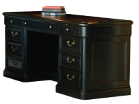 7-9141 Louis Phillippe Executive Credenza,79141,Credenzas