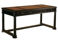 7-9148 Louis Phillippe Table Desk,79148,Desks