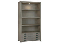 7-9364 Executive Home Office Executive Center Bookcase,79364,bookcases,executive bookcases,9360 group