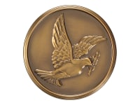 800-166 Dove of Peace,800166,memory medallions,800-166