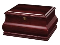 800-197 Bombay Memorial Urn Chest,800197,urns,memorial urns,chest urns
