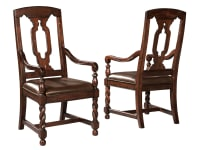 8-1235 Arm Chair,81235,Chairs