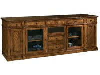 "8-1342 88"" Entertainment Credenza,81342,Credenzas"